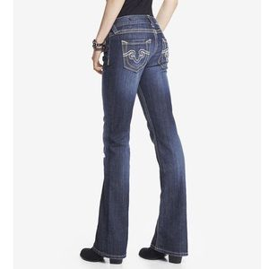 Rerock for Express Distressed Jeans